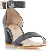 Biba Janais block heel sandals