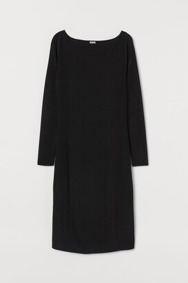 H&M Boat-neck dress