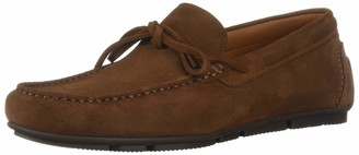 Aquatalia Men's Brian Suede Driving Style Loafer