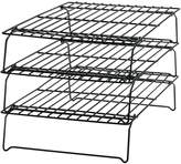 "Wilton 3-Tier Non-Stick Cooling Rack - 15-7/8"" x 9-7/8"""