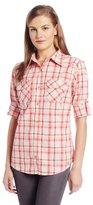 Carhartt Women's Huron Roll Sleeve Shirt