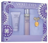 Violet Eyes by Elizabeth Taylor Women's Fragrance Gift Set - 3pc