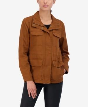 Sebby Junior's Cotton Utility Coat