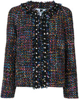 Blumarine tweed jacket