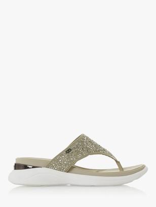 Dune E Louise Embellished Sandals