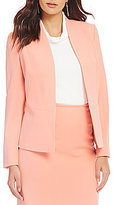 Preston & York Cicely Stretch Crepe Suiting Jacket
