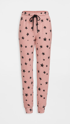 Z Supply Love Notes Star Joggers