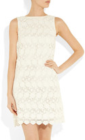 Paul & Joe Sister Crocheted cotton dress