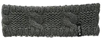 Lulu BULA Earband (Heathered Grey) Knit Hats