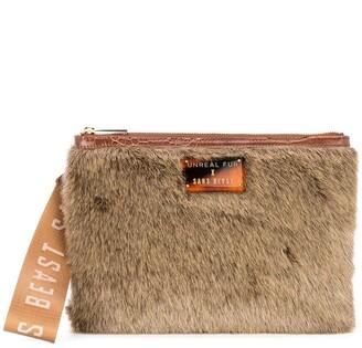 Unreal Fur Moishe hip bag