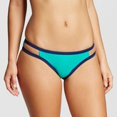 Xhilaration Women's Colorblock Bikini Bottom
