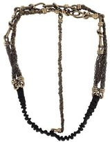 Maison Michel Chain Double Headband