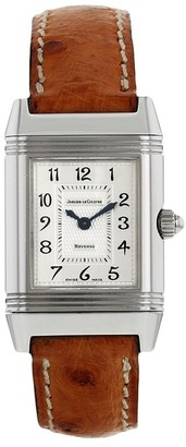 Jaeger-LeCoultre 2000 pre-owned Reverso-Duetto 21mm