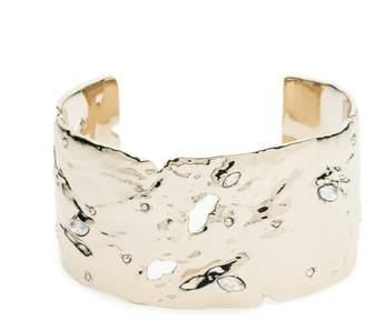Alexis Bittar Textured Cuff Bracelet