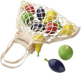 Haba Fruit Set in shopping bag