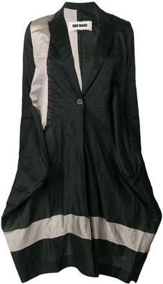 UMA WANG Loose Fit Single Breasted Coat