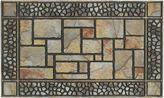 JCPenney JCP Patio Stones Rectangular Doormat