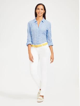 Lois Shirt in Medium Gingham