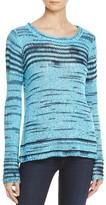 Aqua Space Dye Sweater - 100% Exclusive