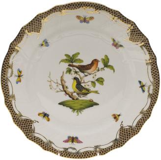 Herend Rothschild Bird Dinner Plate 3