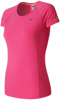 New Balance Women's NB ICE Short Sleeve Shirt