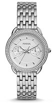 Fossil Tailor Multifunction Bracelet Watch