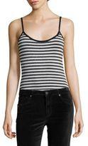 Paige Kinsley Striped Bodysuit