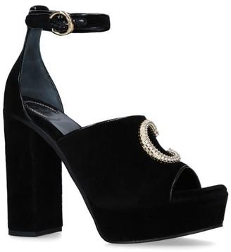 Chloé C Platform Sandals 40
