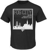 San Francisco Giants Men's Skyline T-Shirt