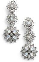 Marchesa Women's Linear Earrings