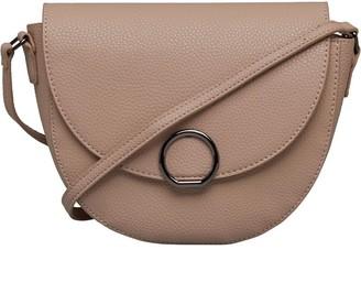 Fluid Womens Saddle Bag Brown