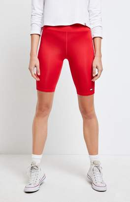 Tommy Hilfiger High Waisted Biker Shorts