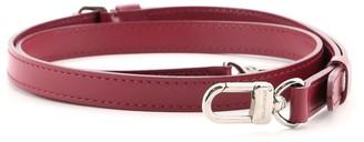 Louis Vuitton Adjustable Shoulder Strap Leather 16mm