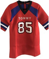 Tommy Hilfiger Red Dress for Women