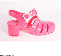 Sixty Seven Rubber Fucsia Shoes - 36