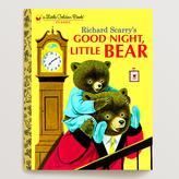 Cost Plus World Market Good Night, Little Bear, a Little Golden Book