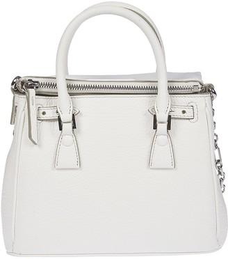 Maison Margiela Top Zip Chain Shoulder Bag
