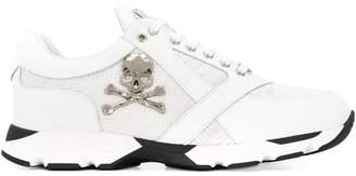 Philipp Plein Skull sneakers