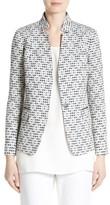 Lafayette 148 New York Women's Alexis Woven Jacket