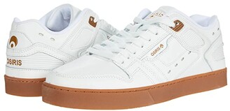 Osiris Kicks (White) Men's Shoes