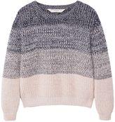 MANGO Girls Openwork knit sweater