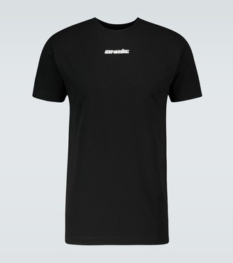 Off-White Marker slim-fit cotton T-shirt