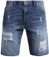 Tom Tailor Denim Denim Shorts Destroyed Mid Stone Wash