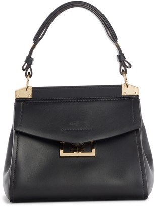 Givenchy Mini Mystic Calfskin Leather Satchel