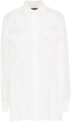 Rag & Bone Florian Cotton-blend Gauze Shirt