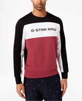 G Star G-Star X Macy's Men's Swando Logo Sweatshirt, Created for Macy's