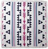 Plush Soleil Arrowhead Square Beach Towel