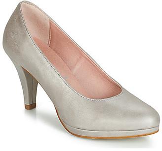 Dorking 7118 women's Heels in Silver