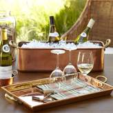 Williams-Sonoma Williams Sonoma Copper Rectangular Tray