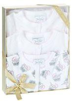 Rachel Riley Patterned Babygrow Gift Set